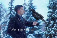 Winter is here Winter Is Here, Behance, Photoshop, Movies, Movie Posters, Photography, Fictional Characters, Photograph, Films