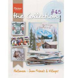 Marianne Design The Collection Magazine 2016-45 (max. 1 per best