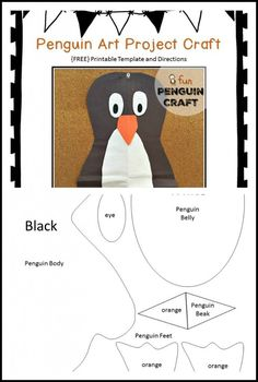 Penguin Week in Kindergarten - Kindergarten Chaos