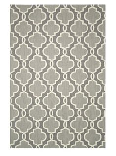 Loloi Rugs FRACFC-29GY005076 Francesca Rugs, 5-Feet by 7-Feet 6-Inch, Grey