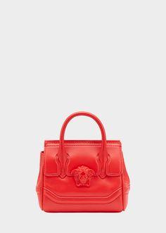 Palazzo Empire Shoulder Bag - Versace Top Handle