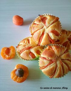 Muffin alle albicocche_2 Italian Cake, Good Food, Yummy Food, Muffin Cups, Latest Recipe, Biscotti, Finger Foods, I Foods, Italian Recipes