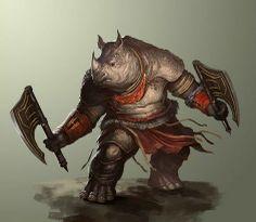 Harad Rhinoian