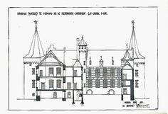 Dutch Castle Kasteel Helmond