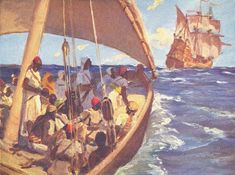 North African History-  Xebec