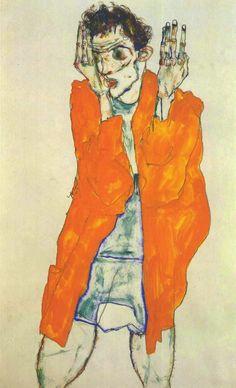 Fino al 18 Gennaio, Egon Schiele esposto a Londra