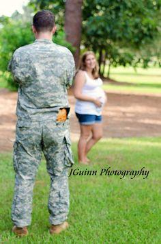 Maternity Photography / Military Maternity Photography