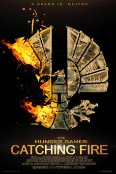 The Hunger Games sequel titled The Hunger Games: Catching Fire. The sequel to The Hunger Games being called The Hunger Games: Catching Fire instead of The Hunger Games, Hunger Games Mockingjay, Hunger Games Catching Fire, Hunger Games Trilogy, Katniss Everdeen, Katniss And Peeta, Tribute Von Panem, Fire Movie, Fire Fans