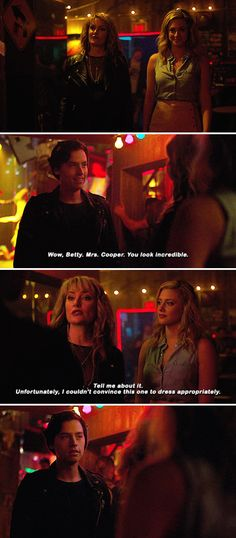 Season 2 Episode 8 Chapter Twenty-One: House of the Devil Alice Cooper Riverdale, Riverdale Funny, Bughead Riverdale, Riverdale Archie, Riverdale Memes, Riverdale Season 2, The Cw Shows, Best Tv Shows, Favorite Tv Shows