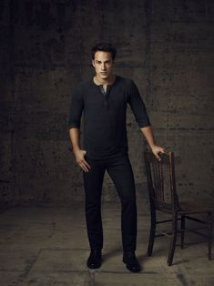 "The Vampire Diaries S4 Michael Trevino as ""Tyler Lockwood"""