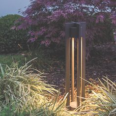 Bollard - CHAMBER - WAC Landscape Lighting