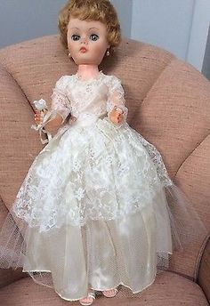 Betty The Beautiful Bride Vintage 1950 S Doll I Had Her
