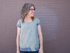 Fancy Tiger Crafts: Scout Tees for Spring!