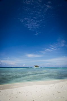 The perfect islands of Pulau Banyak Archipelago.