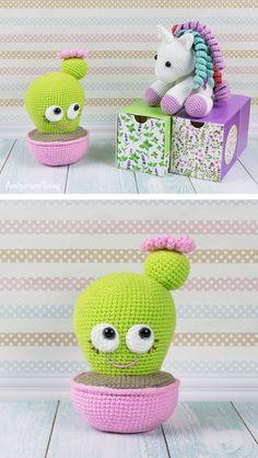 Cactus crochet pattern #amigurumi #amigurumidoll #amigurumipattern #amigurumitoy #amigurumiaddict #crochet #crocheting #crochetpattern #pattern #patternsforcrochet