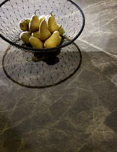 Benchtop Laminex 180fx Slate Sequoia DiamondGloss finish. Styling Suki Ibbetson. Photography Earl Carter.