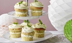 Mojito-cupcakes opskrift | Dr. Oetker
