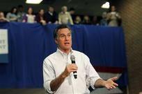 6 #prezpix #prezpixmr Mitt Romney on the Atlanta Journal Constitution 2/29/12
