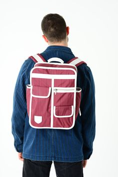 1a13030d58eb Goodordering backpack maroon