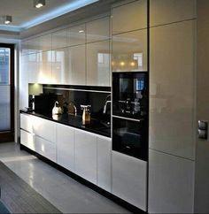 Over 80 good Scandinavian kitchen cabinets design ideas Kitchen Cabinets Home Decor Kitchen, Kitchen Cabinet Design, Luxury Kitchens, Kitchen Decor, Contemporary Kitchen, Kitchen Room Design, Kitchen Layout, Modern Kitchen Design, Luxury Kitchen Design