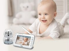 VTech's newest baby monitor is as adorable as it is practical