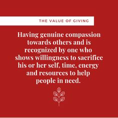 Giving is about so much more than money. We can give others our time, our talents and skills. Take a moment and think about how you can give to others. People In Need, Life Skills, Giving, Helping People, Compassion, Self, In This Moment, Money, Silver