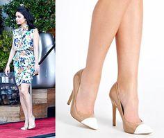 Spotted: Vanessa Hudgen's wearing ASOS heels around Beverley Hills