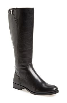 COACH 'Mirriam' Leather Riding Boot