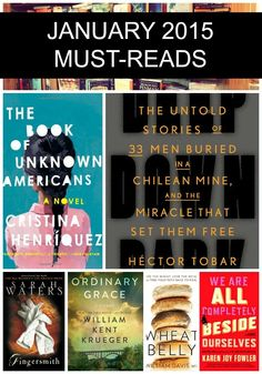 January 2015 Must-Reads from MomAdvice.com- this is an incredible list!