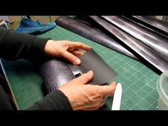 ▶ Covering and Lining a Box in One Proceedure - YouTube