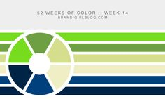 52 Weeks of Color :: Week 14