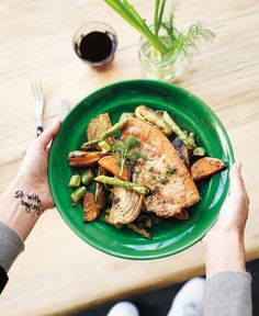 I Quit Sugar: Simplicious recipe - Sarah's Recalibrating Pork Meal