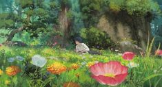 43 Of The Most Impossibly Beautiful Shots In Studio Ghibli History