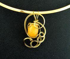 Stone slider My Wife Is, Sliders, Studios, Jewelry Design, Stone, Yellow, Bracelets, Rock, Stones