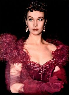 This dress has always been my favorite of an piece of clothing ever----Stunning!!  Vivien Leigh