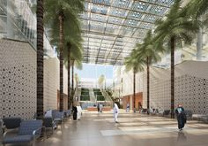 Sheikh Khalifa Medical City Skidmore, Owings & Merrill LLP