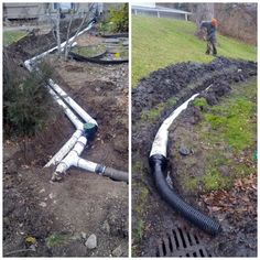 Outdoor Drainage Services in Minneapolis | KG Landscape