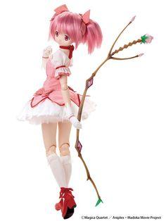 1/3 Hybrid Active Figure - Puella Magi Madoka Magica the Movie: Madoka Kaname Complete Doll(Released)