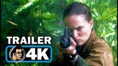 awesome ANNIHILATION Official Trailer (4K ULTRA HD) Natalie Portman Sci-Fi Movie 2018