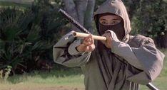 80s ninja action