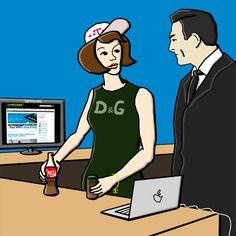 Der neue James Bond glänzt wieder mit jeder Menge Product Placement. Auch Hightech-Hersteller wie Sony sind dabei. Doch die Assistentin von Agent 007 wurde vergessen. Dabei wäre die flotte Miss Moneypenny eine ideale Werbefigur für Hightech-Produkte.