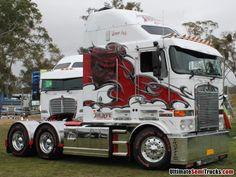 Thorpe Custom Trucks Big Cab Kenworth