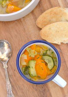 The Crazy Kitchen: Autumn Vegetable Soup - a Pressure Cooker Recipe Crazy Kitchen, Pressure Cooker Recipes, Thai Red Curry, Soup, Posts, Autumn, Vegetables, Fruit, Ethnic Recipes