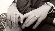 Hands. by Gentle Studio, french wedding photographer.