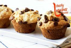Nestle Banana Choc mini muffins
