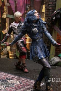 Get Your Descendants 2 Fix With Three New Images From the DCOM Set