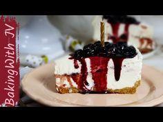 Τούρτα Παγωτό σε 5' λεπτά! & (#Giveaway🎁) - YouTube Cheesecake, Youtube, Desserts, Food, Tailgate Desserts, Deserts, Cheesecakes, Essen, Postres