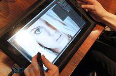 Wacom Cintiq 13HD graphics display hands-on (video)