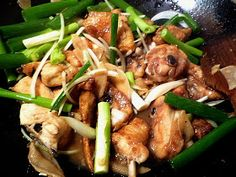 This is one of our must order dishes at our local Chinese. Some of you might be more familiar with the mud crab or lobster version, ...