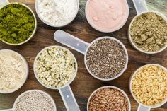 Ground Flaxseed Substitutes per tablespoon of flax, 1/3 cup applesauce ext...